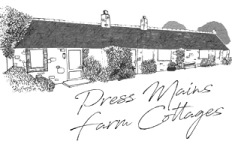 Press Mains Farm Cottages logo